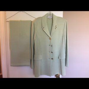 St John Suit with Pants, Skirt, Shirt & Jacket